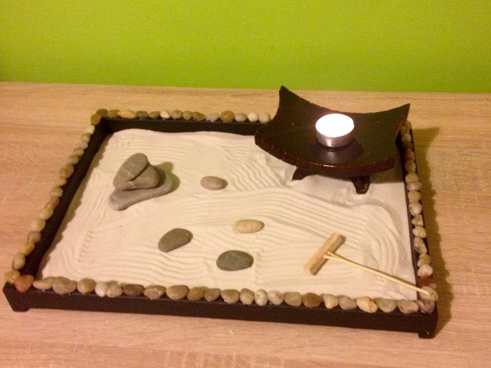 Complementi arredo kristelshop bazaar idee regalo - Accessori giardino zen ...